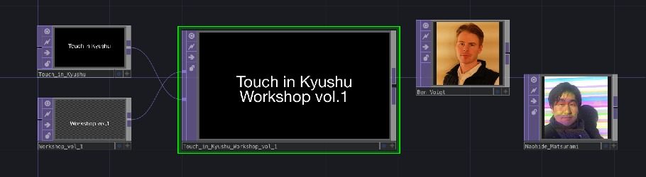 Touch in Kyushu vol.1
